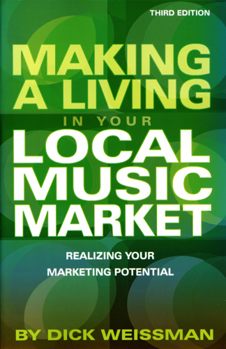 Dick Weissman Making a Living in Your Local Music Market